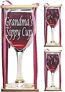 wine sippy cup personalized