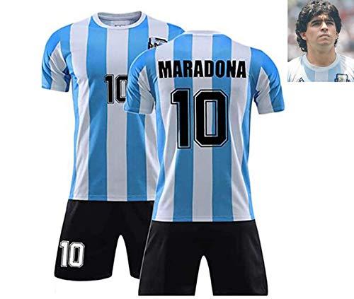 CNQXG Dǐěgǒ Ǎrmǎndǒ Mǎrǎdǒnǎ #10 Argentina 1986 Trikot T-Shirt,Auf Wiedersehen - Gottes Linke Hand