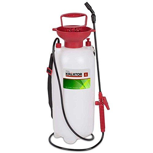 KREATOR KRTGR6808 - Sulfatadora a presión 8l