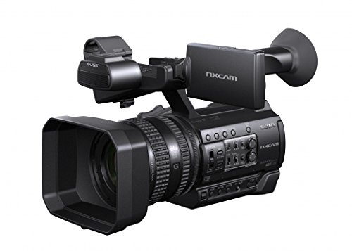 Sony HXR-NX100 Shoulder camcorder 14.2MP CMOS Full HD Negro soporte de -...