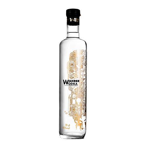 Wahrer Vodka| 1 x 0,7l | German premium Vodka | BIO |Feingeisterei |aus biozertifizierter Weizen und reinstem Quellwasser | ohne Zusätze