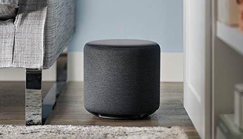 Echo Sub – leistungsstarker Subwoofer für Echo – erfordert ein kompatibles Echo-Gerät sowie einen kompatiblen Musik-Streamingdienst