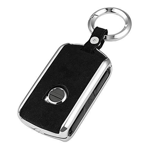 ontto - Funda para llave de coche para Volvo xc60 xc90 s60 s80 s90 v90 xc40 Smart Car Key Protector