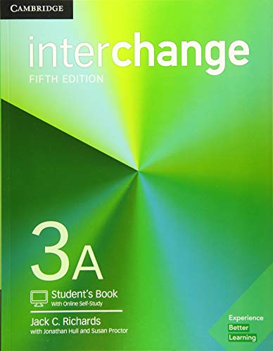 Interchange 3A - Student´s Book With Online Self-Study - 05 Edition