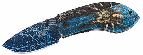 Herbertz Couteau 578409 Adulte Unisexe, Bleu, 15,5cm