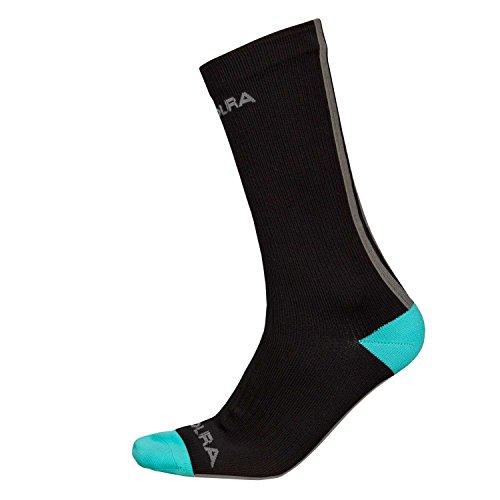 Endura Hummvee Waterproof Socken, atmungsaktive - wasserdichte Socken (S - M)