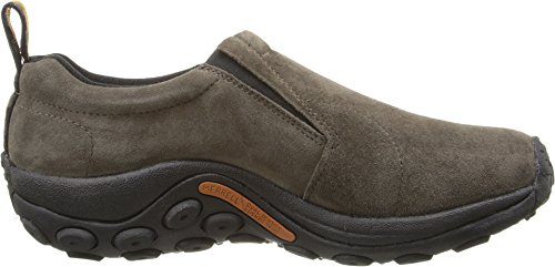 Merrell Jungle MOC, Mocassins Homme, Gris (Gunsmoke), 44.5 EU