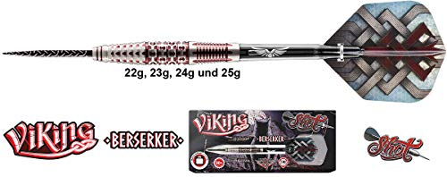 Shot! Viking Berserker CW Darts 90% Tungsten Steeldarts 24g