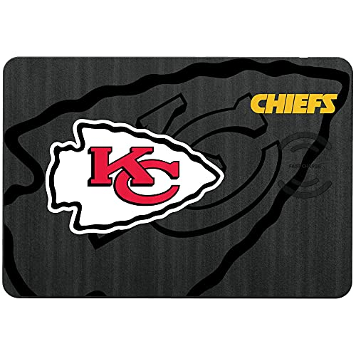 Strategic Printing Kansas City Chiefs Wireless Charger and Mouse Pad -  STRATEGIC PRINTING & MANUFACTURING SOLUTIONS INC