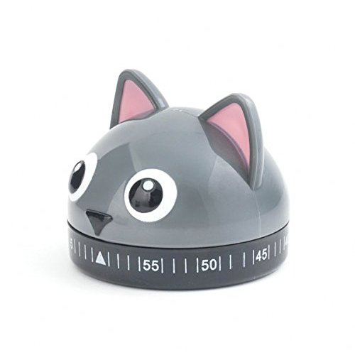 Kikkerland Kitchen Timer Gatto...