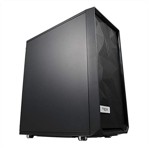 Fractal Design Meshify C Solid Side Panel