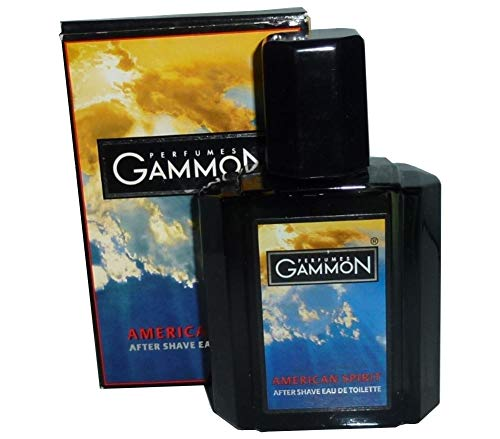 Gammon AMERICAN SPIRIT von Beiersdorf - Eau de Toilette Aftershave Splash 100 ml