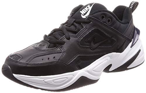 Nike Herren M2K TEKNO Sneakers, Mehrfarbig (Black/Black/Off White/Obsidian 001), 42.5 EU