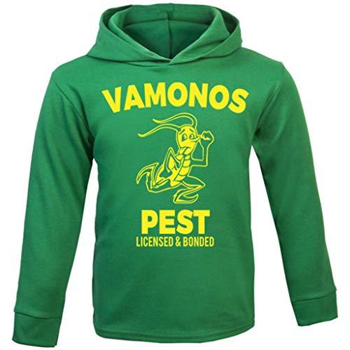 Cloud City 7 Breaking Bad Vamonos Pest Baby and Kids Hooded Sweatshirt