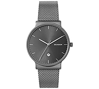 Skagen Mens Analogue Quartz Watch with Stainless Steel Strap SKW6432 (B0789B2FX4) | Amazon price tracker / tracking, Amazon price history charts, Amazon price watches, Amazon price drop alerts
