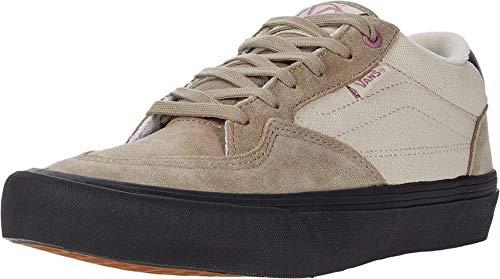 Vans Rowan Pro Fashion Sneaker Shoes 7 Men's / 8.5 Women's Desert Taupe