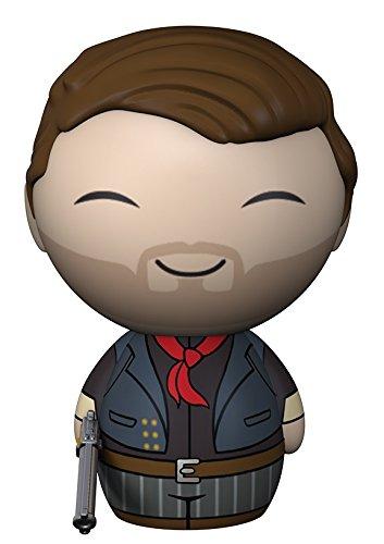 Funko 9220 Dorbz Bioshock Booker Dewitt Figur