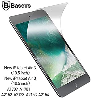 Baseus İPad Pro-air 3,10.5 İnch Paper Like Film Darbe Emici Pet Ekran Koruyucu ŞEFFAF