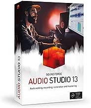 Sound Forge Audio Studio - Version 13 - Audio Editing, Recording, Restoration and Mastering in One