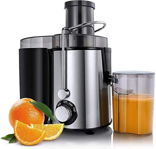 Bms Lifestyle High Grade Steel Centrifugal Juicer(Pulp Juice Extractor), Foam Separator Jar(800...