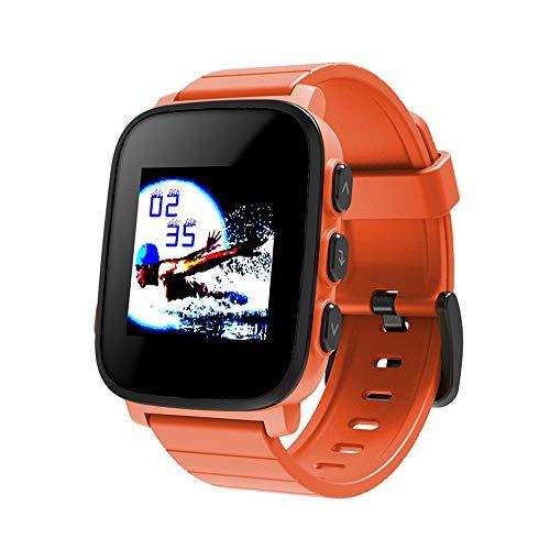 Sports Smart Watch 3ATM Waterproof Heart Rate Monitor Sleep Analysis Activity Tracker Long Battery Life Smart Bracelet,Brown