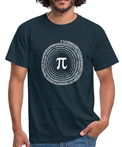 Le t-shirt Pi et ses décimales