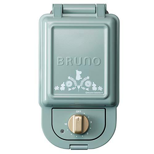 "BRUNO""Moomin Hot Sand Maker Single"" (Blue Gray) BOE050-BGR【Japan Domestic Genuine Products】 【Ships from Japan】"