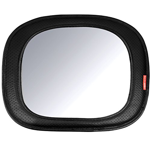 Skip Hop Baby Car Mirror, Style Driven, Black