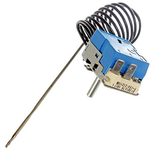 SPARES2GO Thermostat Einheit für Ignis Main Ofen Herd (55.17059.330)