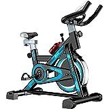 CENTURFIT Bicicleta Fija Disco Rueda de 8 Kg Estatica Spinning Fitness Cardio Ciclismo Interior Entrenamiento Cardiovascular Indor Gimnacio Gym Excelente Calidad Ejercicio Casa Oficina