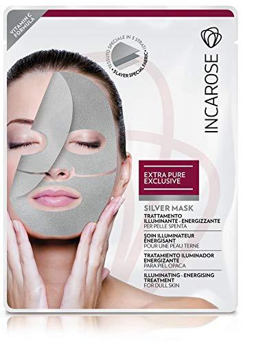 INCAROSE Epe Silver Masker met Vitamine C en Hyaluronzuur
