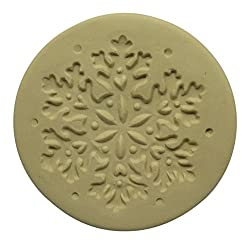 Cookie Baking Essentials featured by top US cookie blog, Practically Homemade: image of a holiday cookie stamp