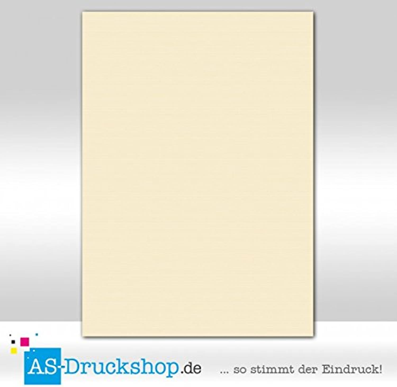 Farbiges Papier   Schreibpapier - Ivory   50 Blatt   DIN A4   220 g-Papier B0794XHRWH  | Zart
