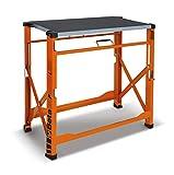 Beta C56Pl O Banco da Lavoro Pieghevole Professionale, Versione Light, Tavolo da Lavoro Leggero, Compatto e Facile da Trasportare, Capacità di Carico fino a 200 Kg