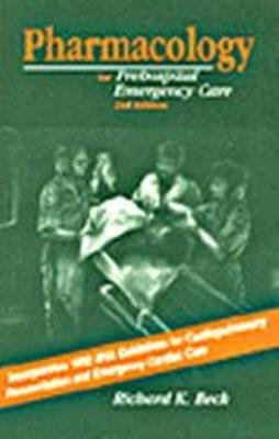 Pharmacology for prehospital emergency care