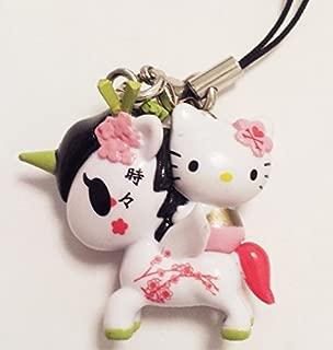 Tokidoki x Hello Kitty Frenzies Phone Charm Phonezie - Sakura Unicorno Unicorn