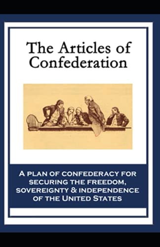 The articles of confederation illustrated