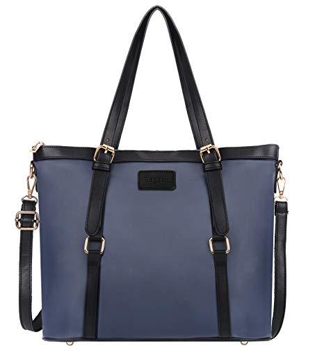 Bageek Borse donna Shopping bag donna Borsa tracolla donna Borsa elegante donna nylon Tote bag A4