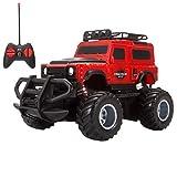 HSKB Ferngesteuertes Auto, Kinder Spielzeugauto RC Auto 4 Kanäle Racing Buggy Spielzeug für 5 6 7 8 12 Jahre Alten Jungen Spielzeug Geschenk (B) -