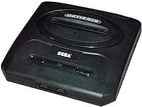Sega Genesis Mega Drive Black
