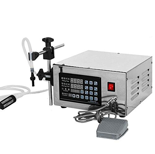 DIFU 5~3500ml 50W LT-130 Automatik/Handbuch Elektrische Automatisch Flüssige Digital Automatische Zählpumpe Füllmaschine Abfüllmaschine Liquid Filling Machine Flüssigkeitsfüllmaschine