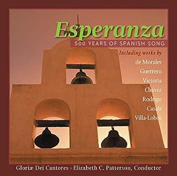 Esperanza: A Gift of Spanish Song