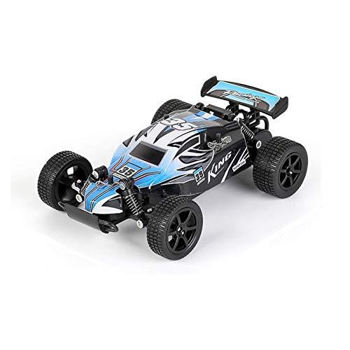 WGFGXQ Coche Teledirigido para niños Coche RC 1:24 Kart Coche de Juguete eléctrico 2.4G Coche Teledirigido de Alta Velocidad Coche de Deriva Coche de Alta Velocidad para Escalada Carga in