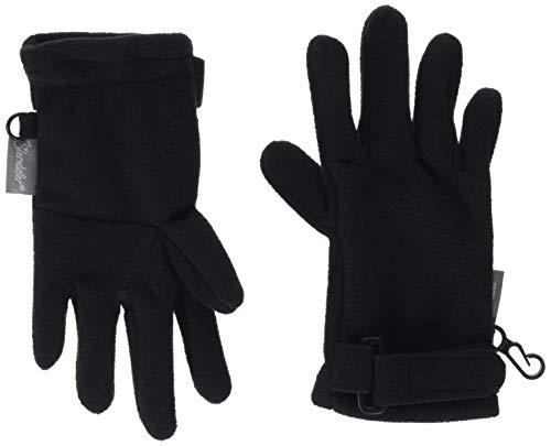 Sterntaler Unisex Baby Fingerhandschuh Cold Weather Gloves, Schwarz, 2 EU