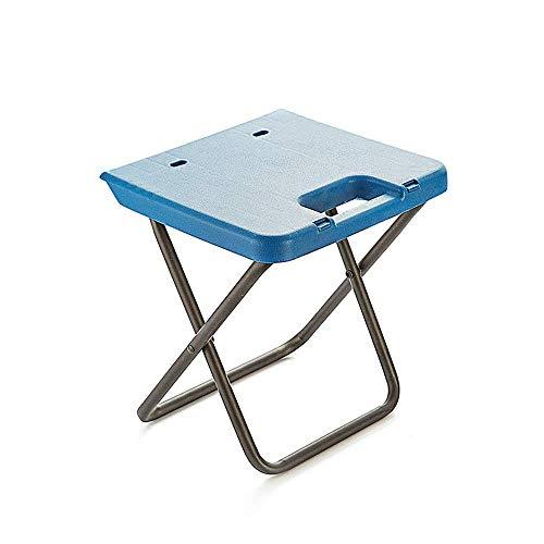 XUXUWA sillas de comedor plegable silla de camping asiento de pesca al aire libre Recreación picnic barbacoa playa silla herramientas de carga sillas de aleación suave