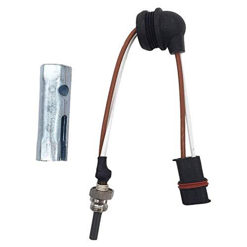 Senmubery 252069011300 12V Calentador Enchufe Calentador Pin de Incandescencia para Eberspacher B4 D2 D4 D4 + Calentador Airtronic