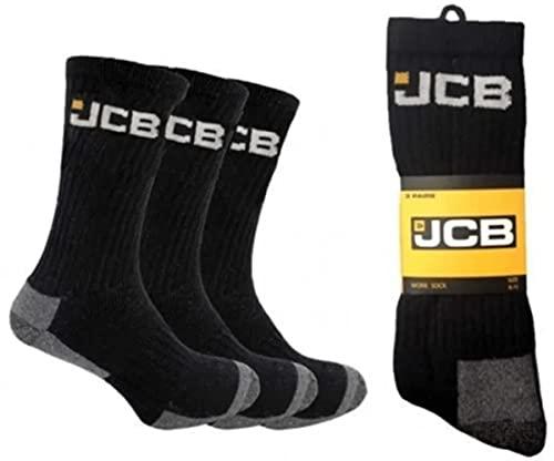 JCB WORK Socken Größe 6-11
