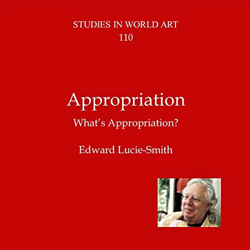 Appropriation - What's Appropriation? audiobook cover art