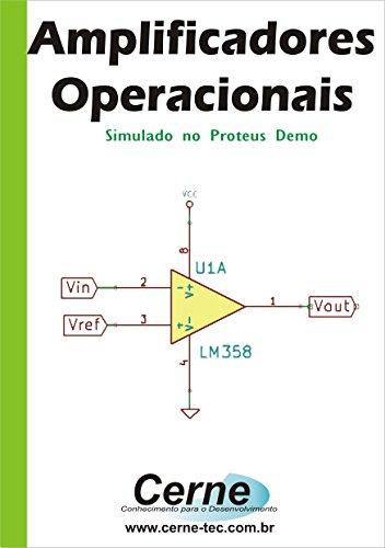 Amplificadores Operacionais Simulado no Proteus DEMO