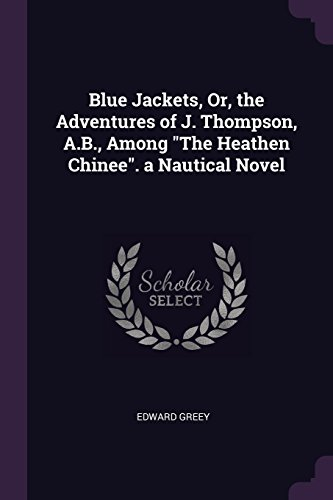 BLUE JACKETS OR THE ADV OF J T